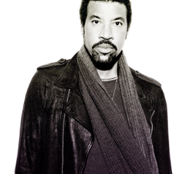 Lionel Richie With Kenny Rodgers