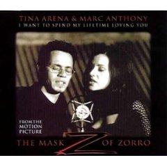 Marc Anthony, Tina Arena