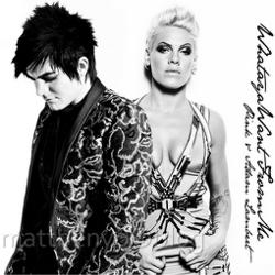 Adam Lambert ft. Pink
