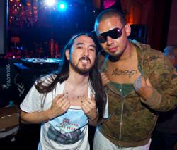 Afrojack and Steve Aoki featuring Miss Palmer