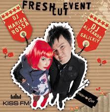 DJ Marika Rossa & DJ Alexandr Galickiy
