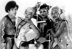 Boney M. With Bobby Farrell