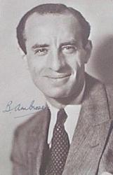 Bert Ambrose