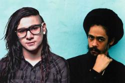 """Skrillex & Damian """"Jr. Gong"""" Marley"""