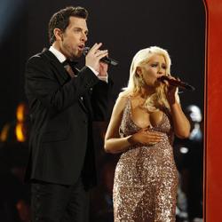 Christina Aguilera Duet feat. Chris Mann
