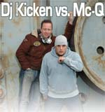 Dj Kicken Vs. Mc-q