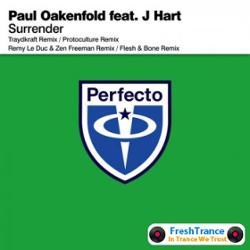 Paul Oakenfold feat. J. Hart
