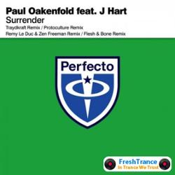 Paul Oakenfold feat. J Hart