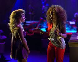 Mary J. Blige, Constantine Maroulis & Julianne Hough