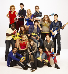 The Glee Project 2 Cast