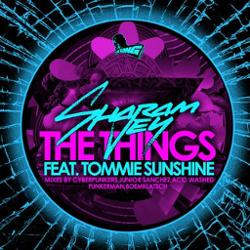 Sharam Jey feat. Tommie Sunshine