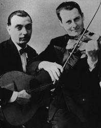 Django Reinhardt & Stephane Grappelli