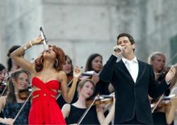 Il Divo with Toni Braxton