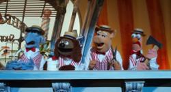 The Muppets Barbershop Quartet
