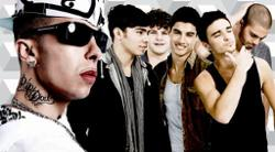 Dappy feat. The Wanted