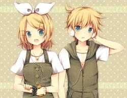 Kagamine Len & Rin