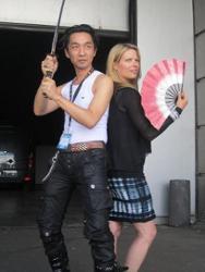 Akira Yamaoka & Melissa Williamson