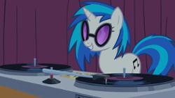 Vinyl Scratch