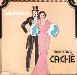 Celia Cruz and Johnny Pacheco