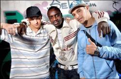 Akon Ft. Ali  & Yes-r