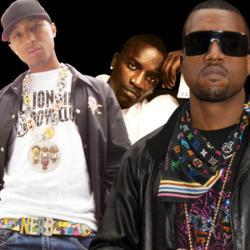Akon Ft. Kanye West
