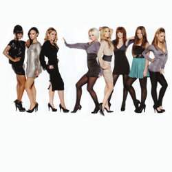 Girls Aloud and Sugababes
