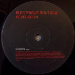 Electric Boutique Feat. Taz