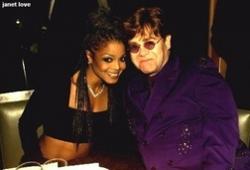Elton John & Janet Jackson