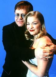 Elton John & Leann Rimes