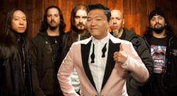PSY vs Dream Theater