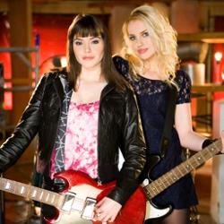 Emily Robins & Maddy Tyers