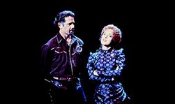 Bernadette Peters & Tom Wopat
