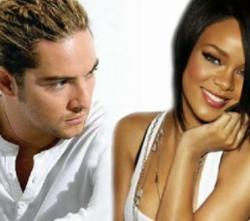 Rihanna & David Bisbal