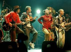 Goran Bregovic & Emir Kusturica & The No Smoking Orchestra