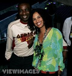 Neneh Cherry and Youssou N`dour