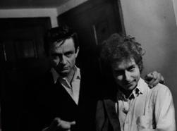 Bob Dylan & Johny Cash