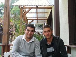 Sergey Nevone and Simon O'Shine