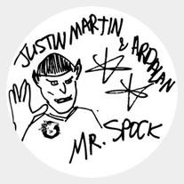 Justin Martin and Ardalan