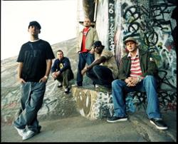Fort Minor & Jonah Matranga