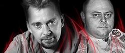 Adam Skorupa i Krzysztof Wierzynkiewicz