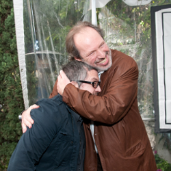 Hans Zimmer and John Powell