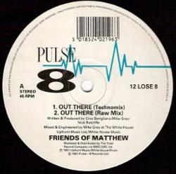 Friends Of Matthew