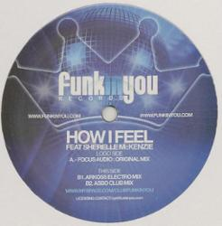 Funk In You Feat Sherelle Mckenzie