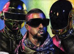 Kanye West feat. DUFT PUNK