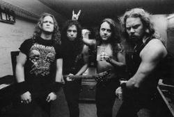 Metallica and Chris Isaak