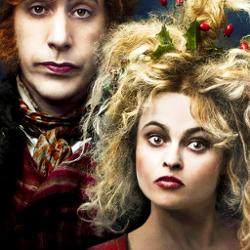Sacha Baron Cohen, Helena Bonham Carter & Cast