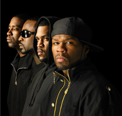 G-unit & 50 Cent