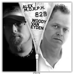Alex M.o.r.p.h. And Woody Van Eyden Meet Talla
