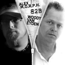 Alex M.o.r.p.h. B2b Woody Van Eyden