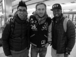 David Guetta & Glowinthedark